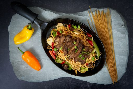 Beef LoMein