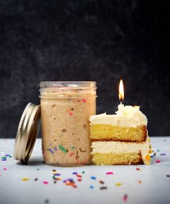 Overnight Oats – Birthday Cake